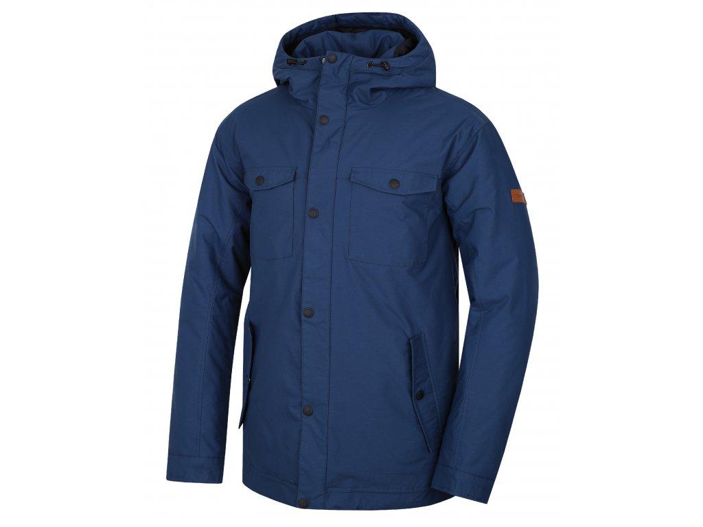 Pánská bunda Hannah Hole Majolica blue modrá