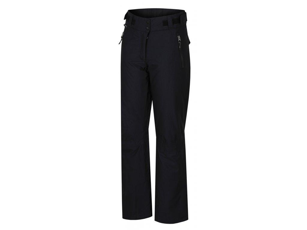 Dámské lyžařské kalhoty Hannah Josie II Anthracite černá
