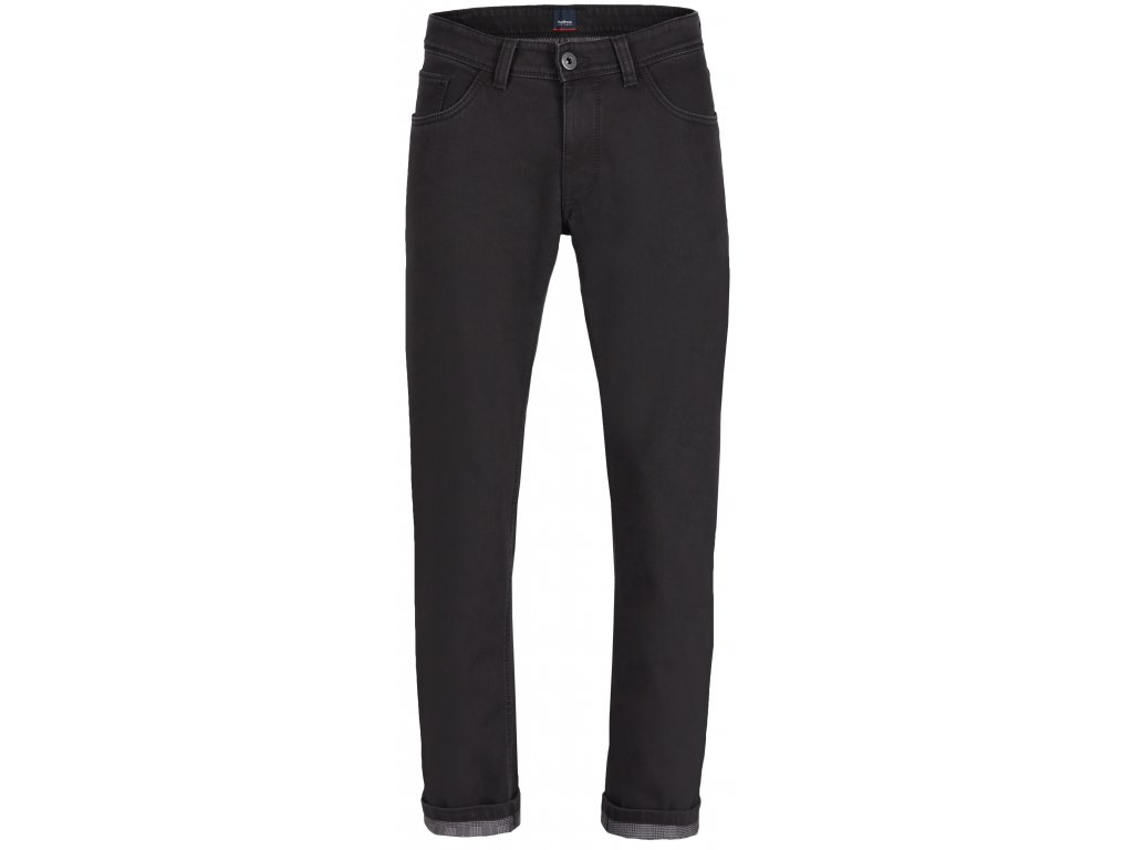 Pánské jeans Hattric 689025 08 černá