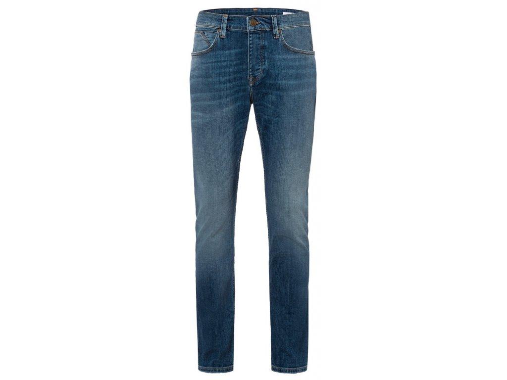 Pánské jeans Cross E195 Dylan 068 modrá