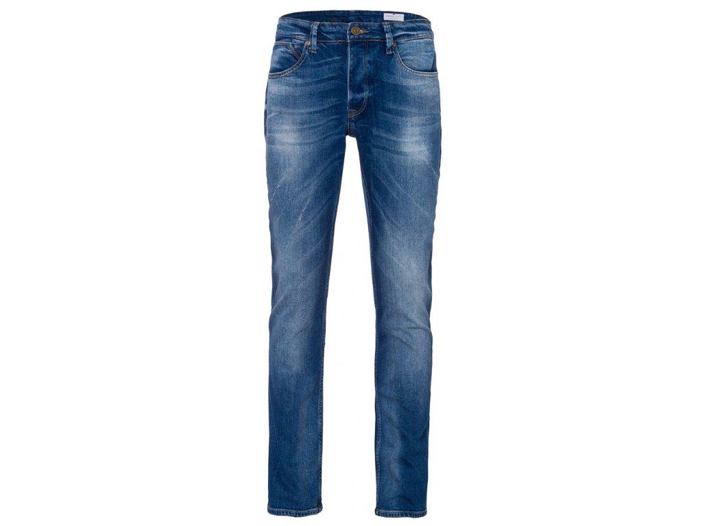 Pánské jeans Cross E195 Dylan 074 modrá