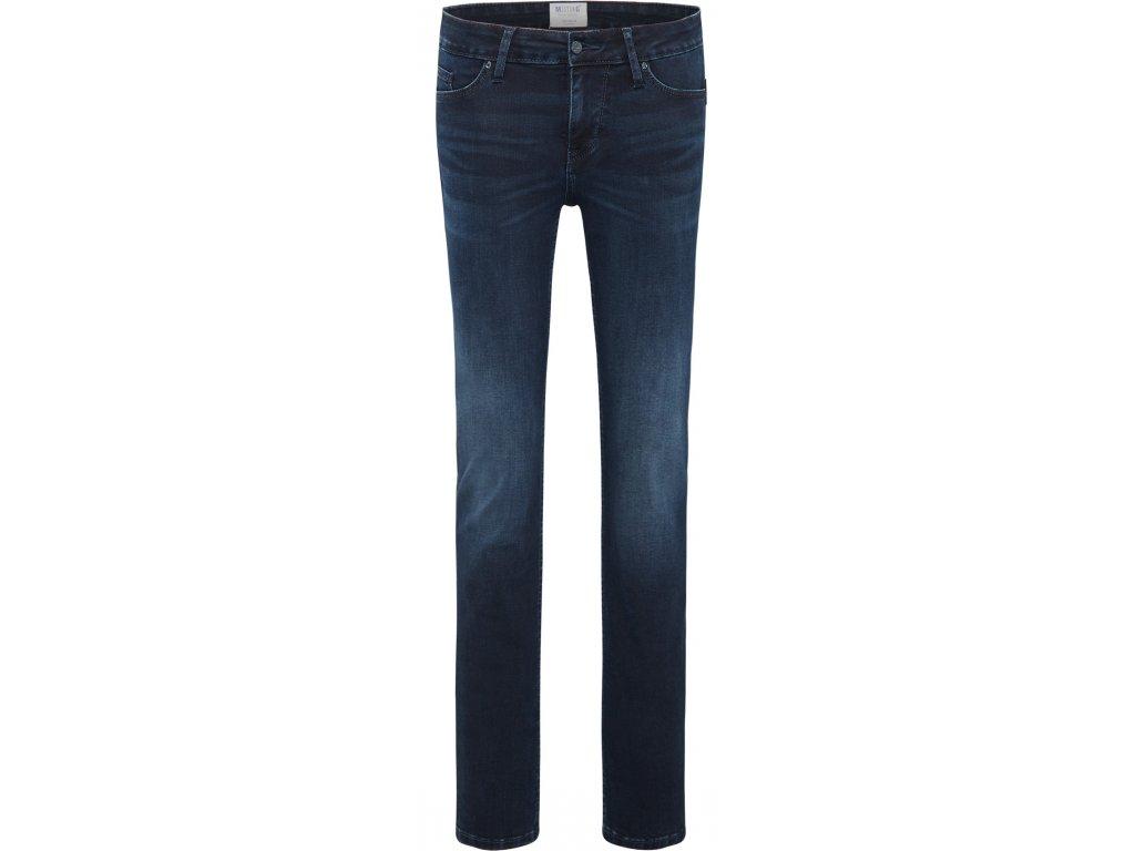 Dámské jeans Mustang 1006076 Jasmin 942 modrá