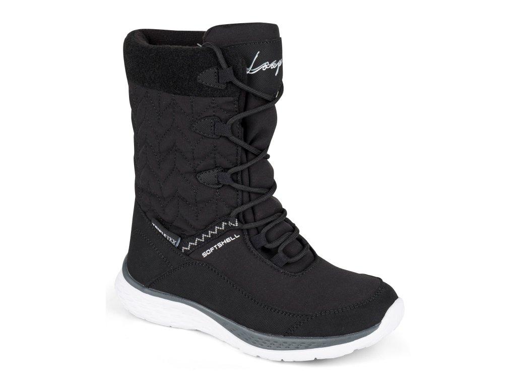Dámské zimní boty Loap INTEGRA V11A černá