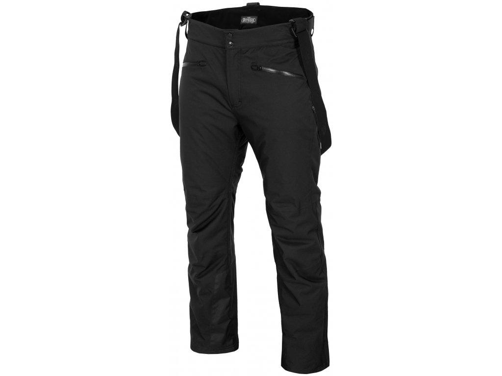 Pánské lyžařské kalhoty 4F SPMN151 Deep black 20S černá