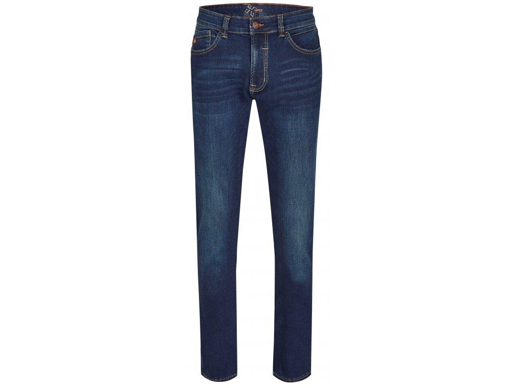 Pánské jeans Hattric 688825 41 modrá