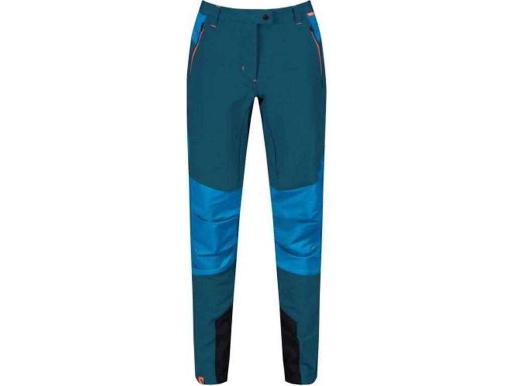 damske kalhoty regatta mountain trs modra (1)