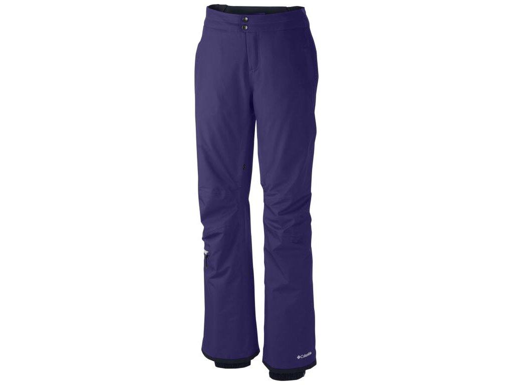 Dámské lyžařské kalhoty Columbia Veloca Vixen Pant Hyper Purple fialová