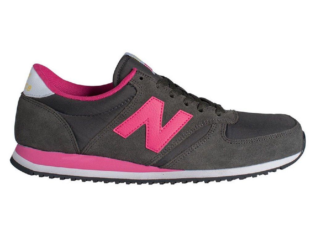 Univerzální lifestylová obuv New Balance U420 šedá šedá