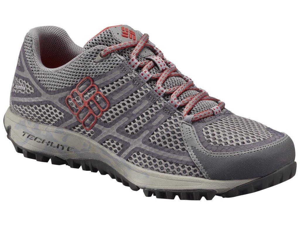 Dámské outdoorové boty Columbia Conspiracy™ III Mid Outdry šedá šedá