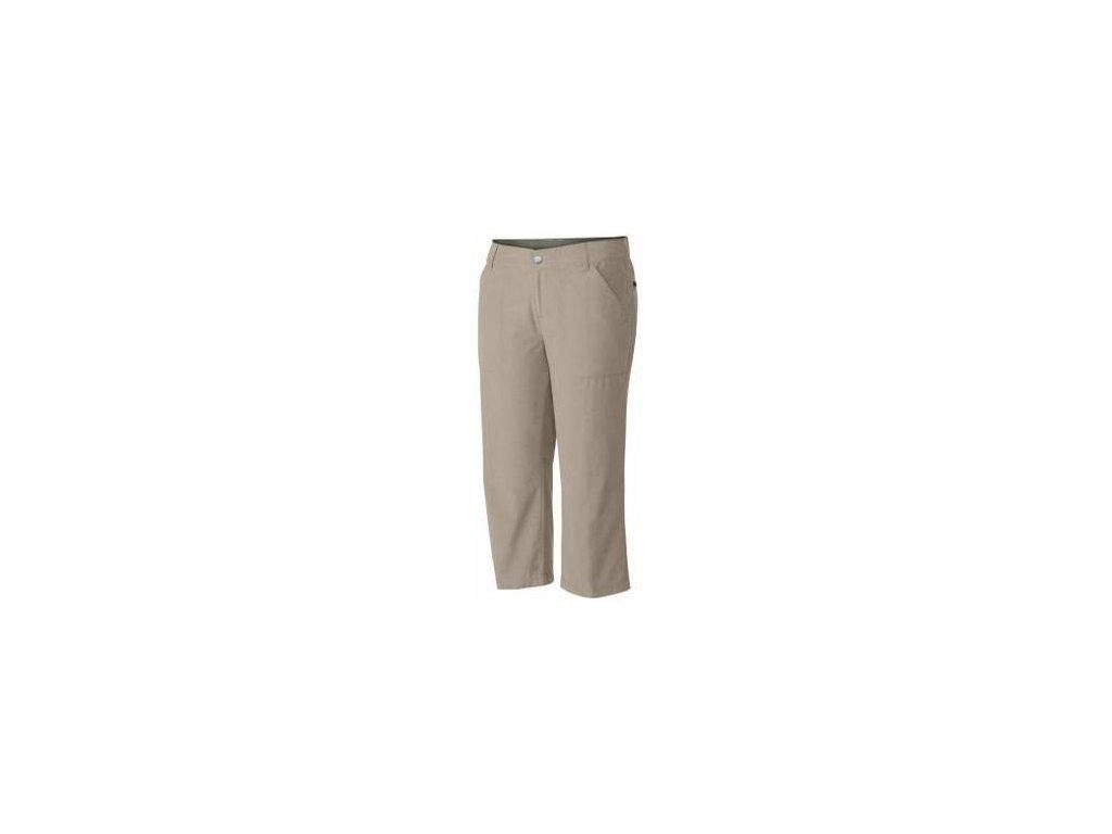 Dámské capri kalhoty Columbia ARCH CAPE CAPRI Fossil béžová