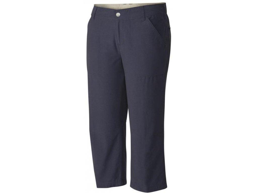 Dámské capri kalhoty Columbia ARCH CAPE CAPRI India Ink modrá