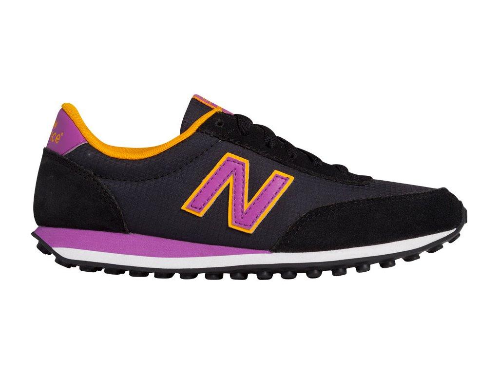 Dámská lifestylová obuv New Balance WL410 CPB černá