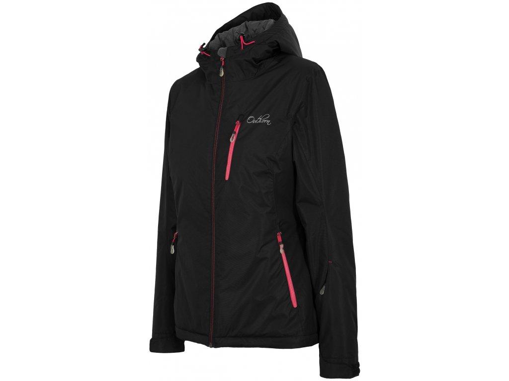 Dámská zimní bunda Outhorn KUDN601 černá