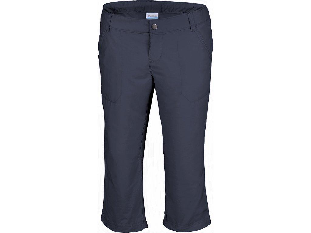 Dámské capri kalhoty Columbia ARCH CAPE CAPRI 420 India ink modrá