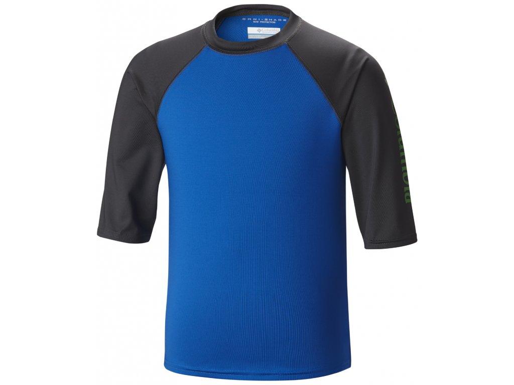Dětské tričko Columbia MINI BREAKER™ II 438 Super blue modrá
