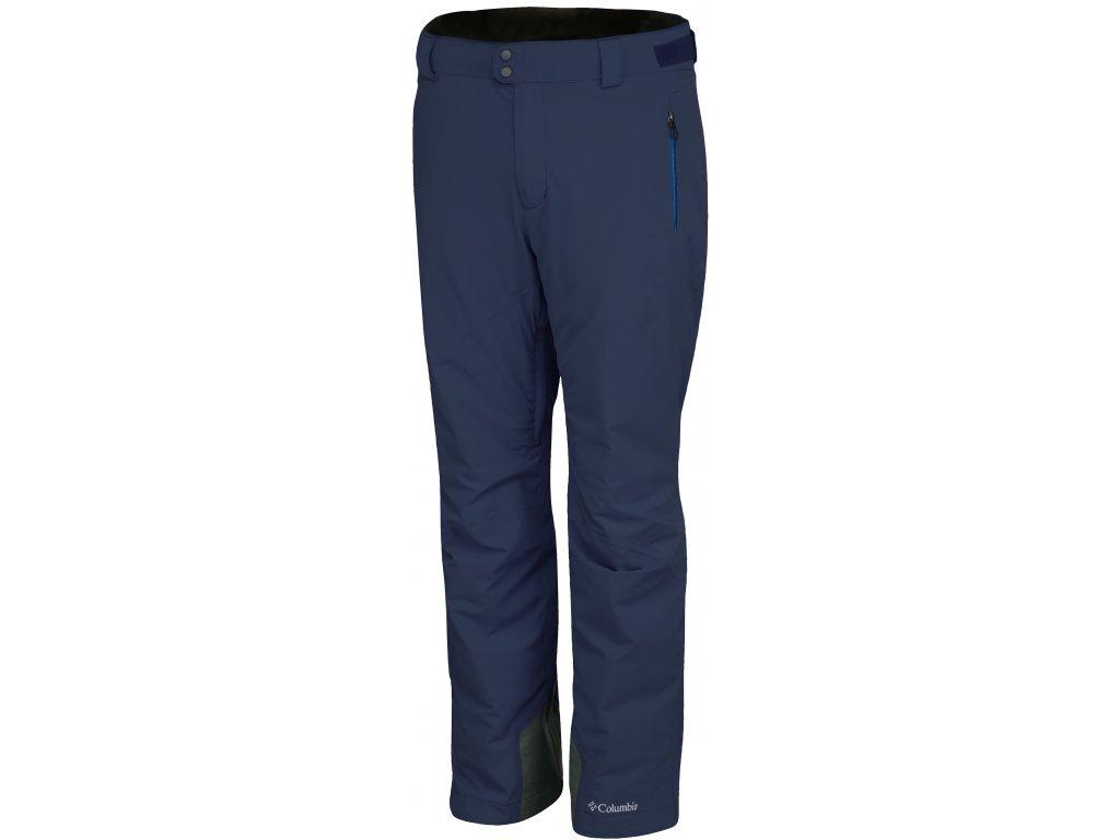 Pánské lyžařské kalhoty Columbia Millennium Blur ™ Pant 464 Collegiate Navy modrá