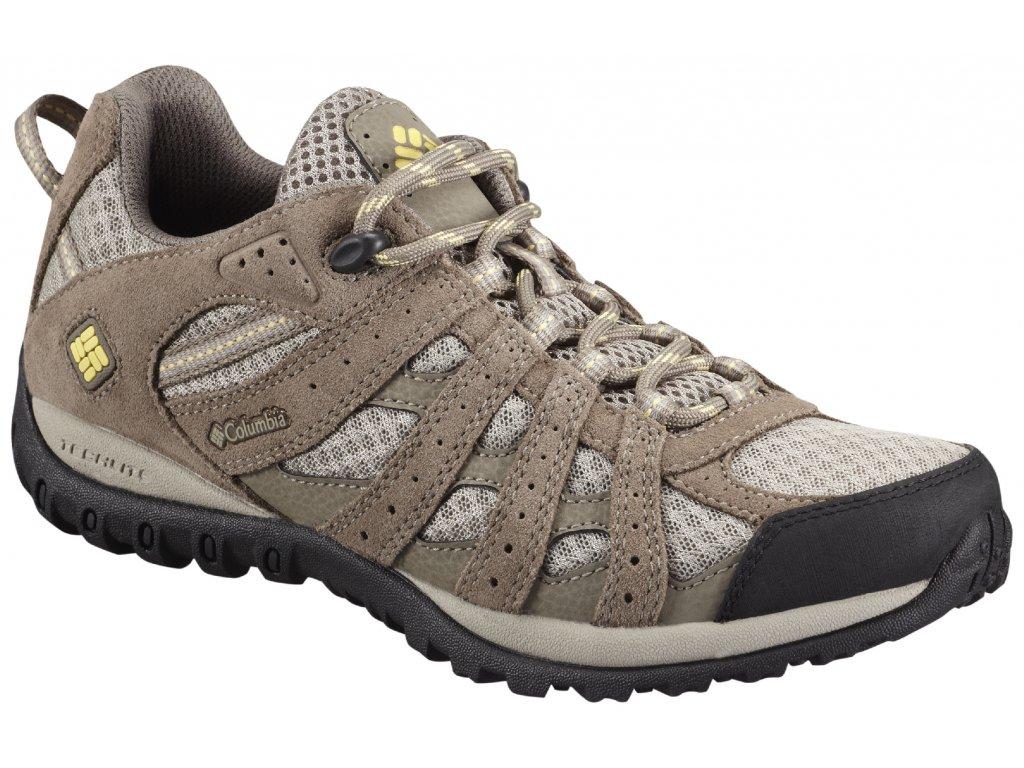 Dámské boty Columbia REDMOND ™ 103 Silver sage béžová