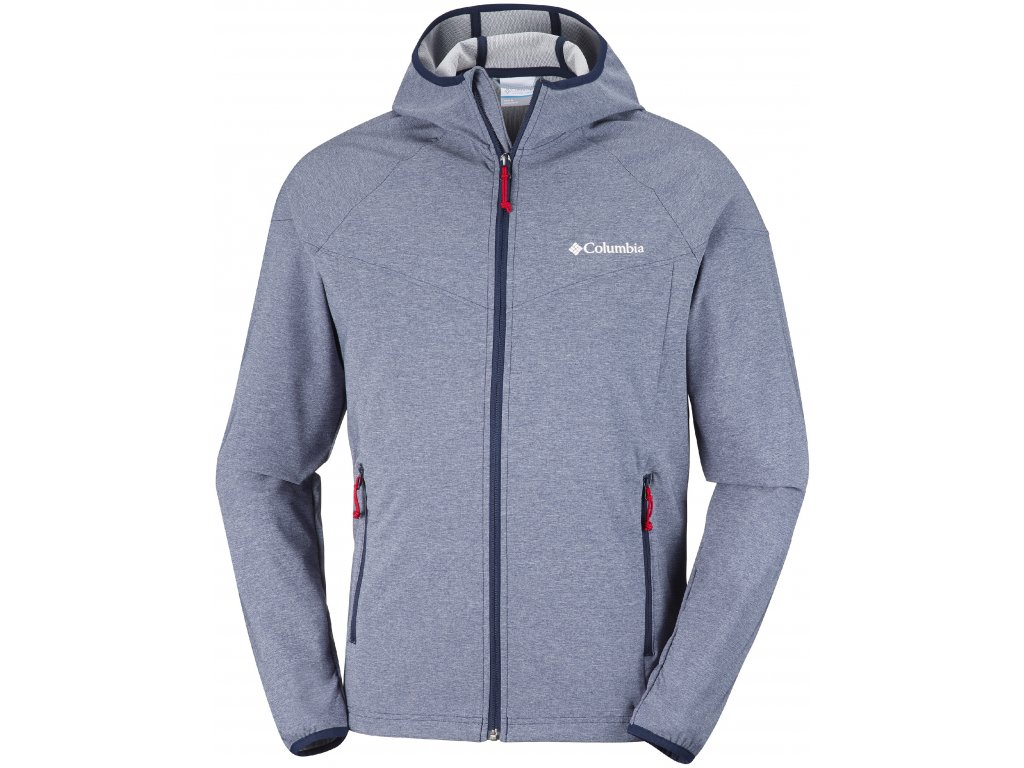 Pánská bunda Columbia Heather Canyon ™ Jacket 464 Collegiate Navy modrá