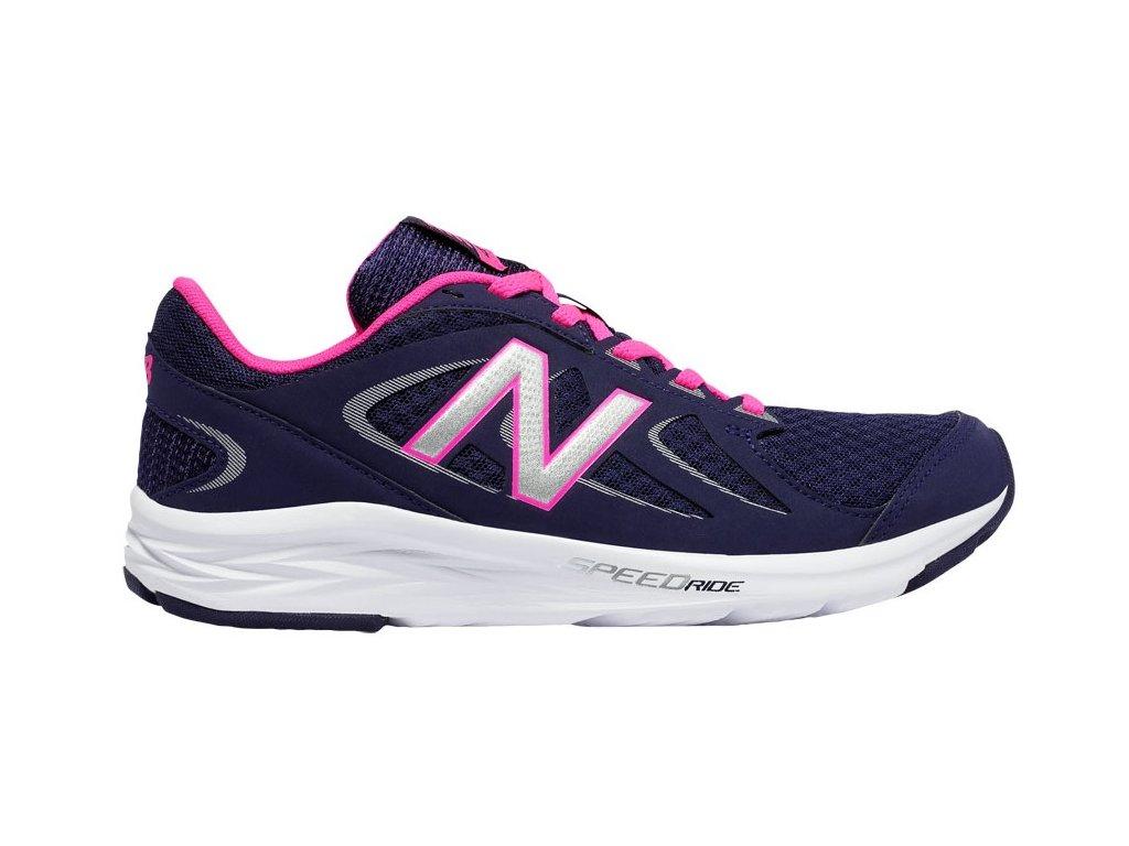 Dámské běžecké boty New Balance W490 CN4 modrá