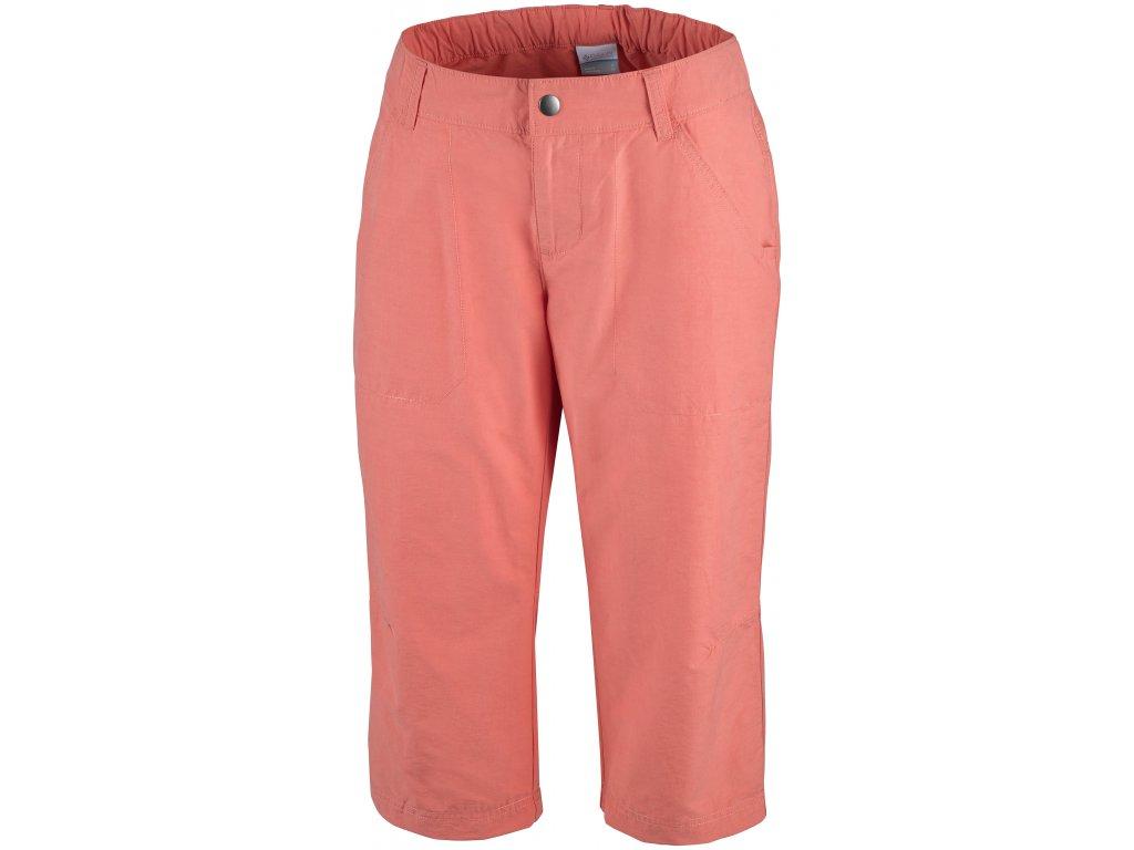 Dámské capri kalhoty Columbia ARCH CAPE CAPRI 867 oranžová