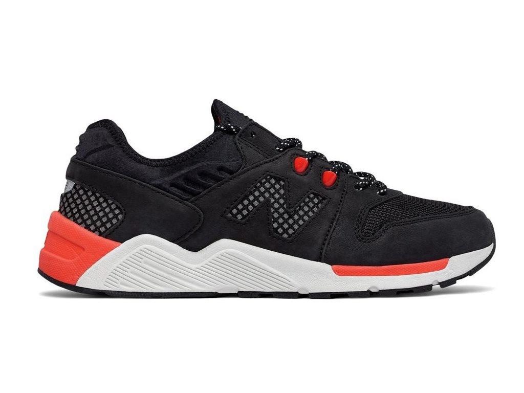 Pánská lifestylová obuv New Balance ML009 HV černá