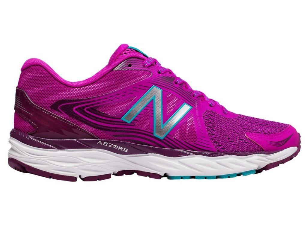 Dámské běžecké boty New Balance W680 RP4 fialová