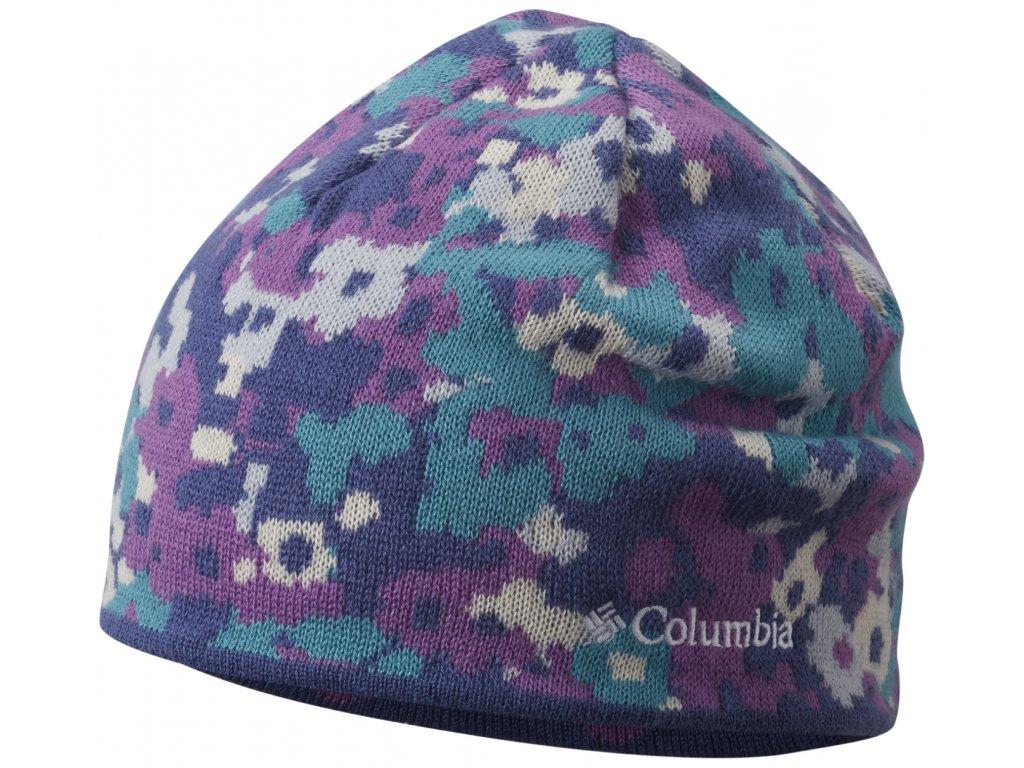 Dětská oboustranná čepice Columbia Toddler/Youth Urbanization Mix™ Beanie 523-Crown jewel