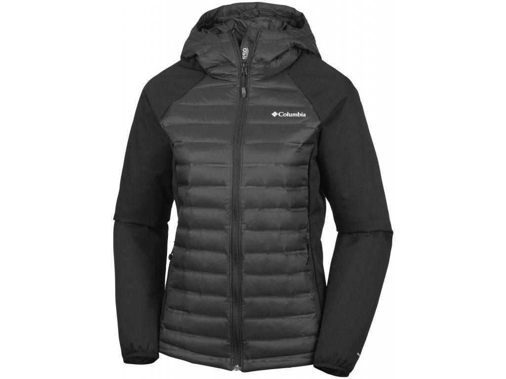 Dámská bunda Columbia Mountain Hike™ Hybrid Jacket 010 Black černá