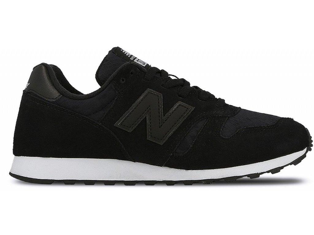 Dámská lifestylová obuv New Balance WL373 KAW černá