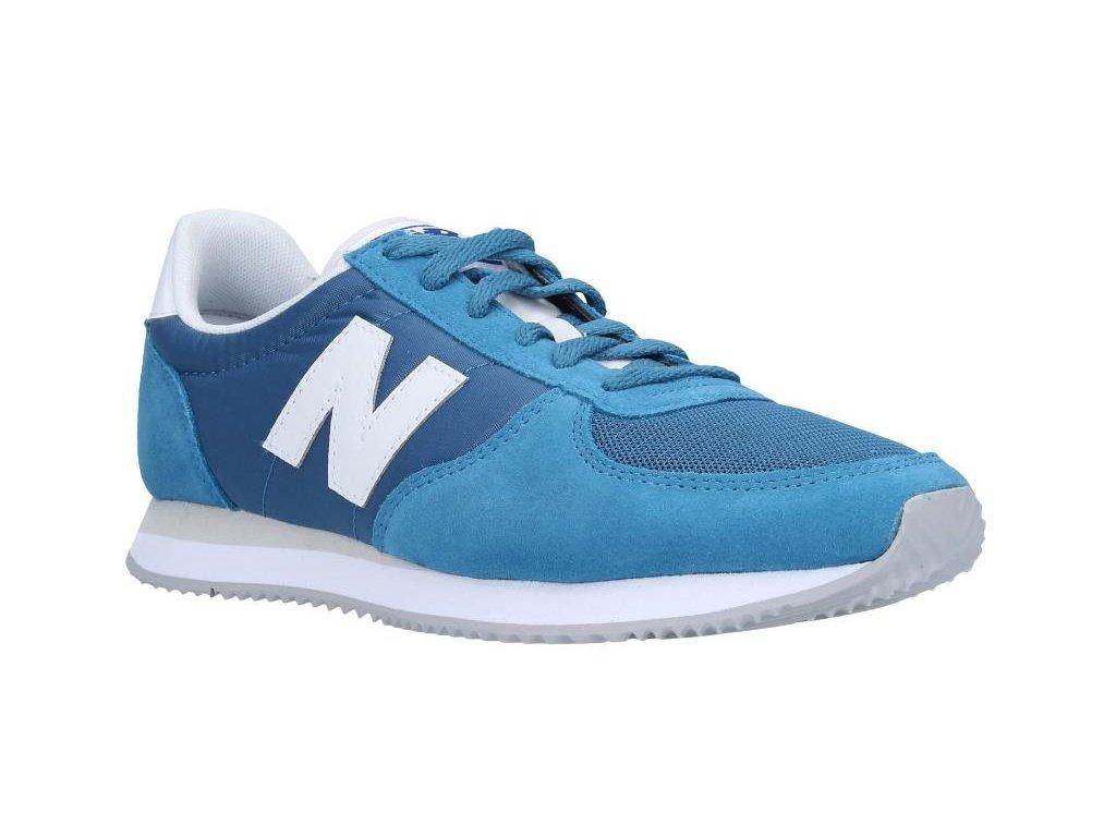 Unisex lifestylová obuv New Balance U220 CB modrá