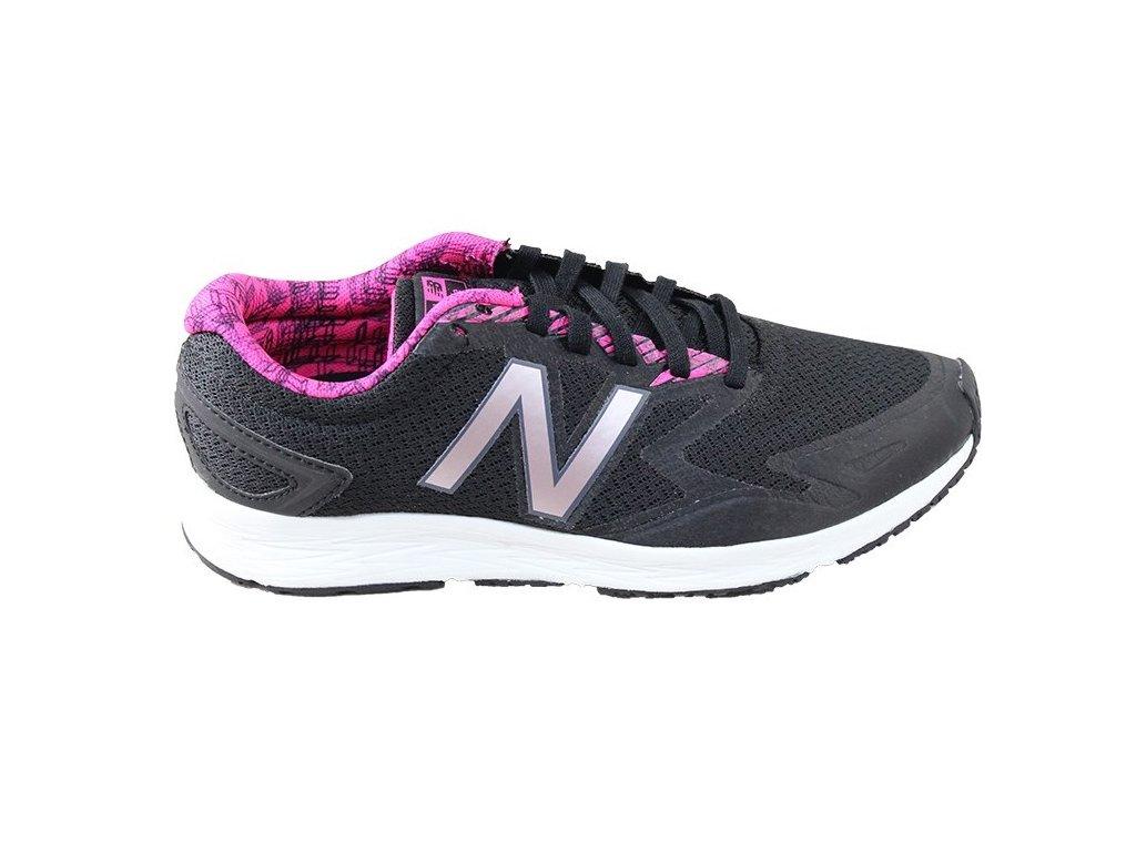 Dámské běžecké boty New Balance WFLSHL B2 černá