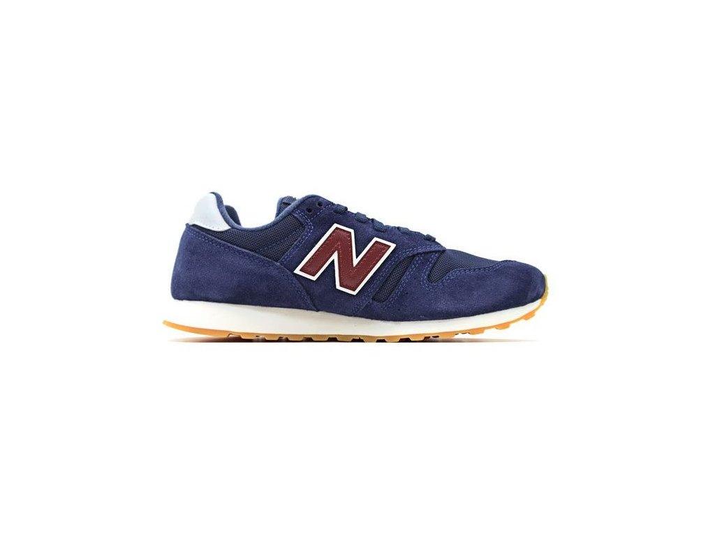 Pánská lifestylová obuv New Balance ML373 NRG modrá