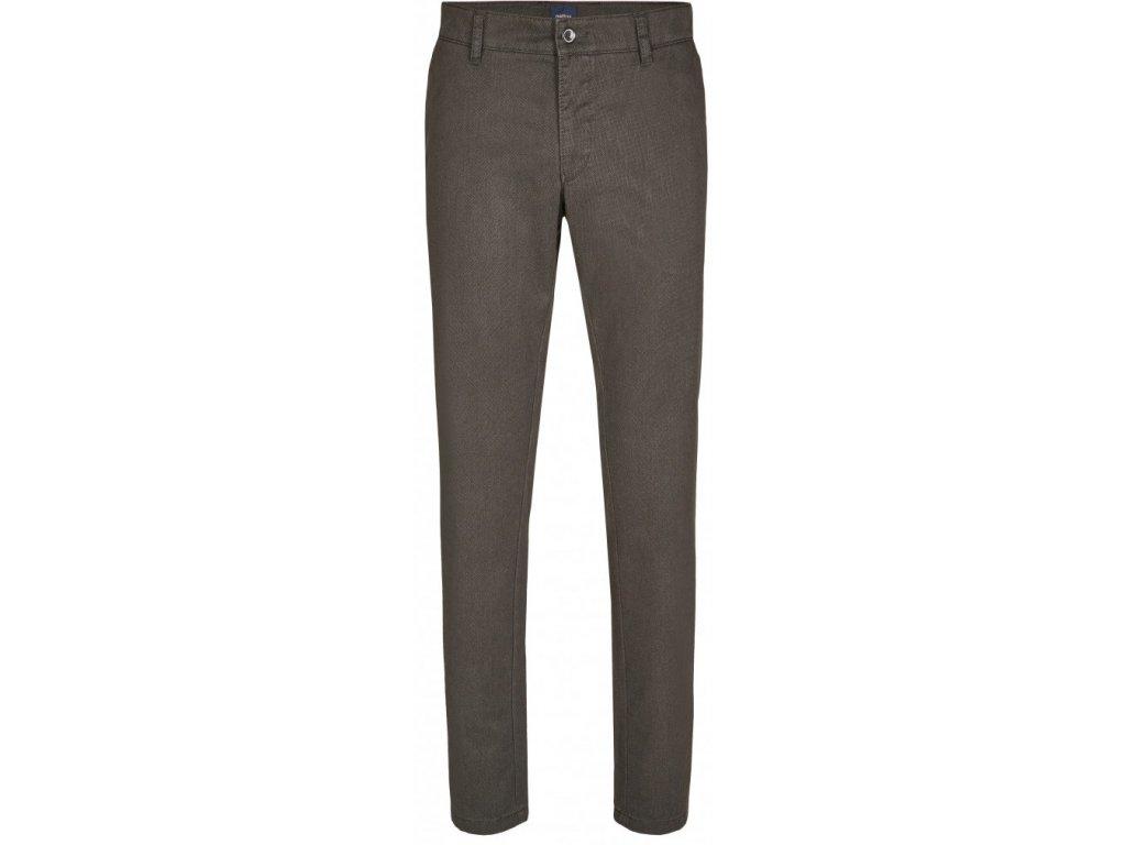 Pánské kalhoty Hattric 677625 07 šedá