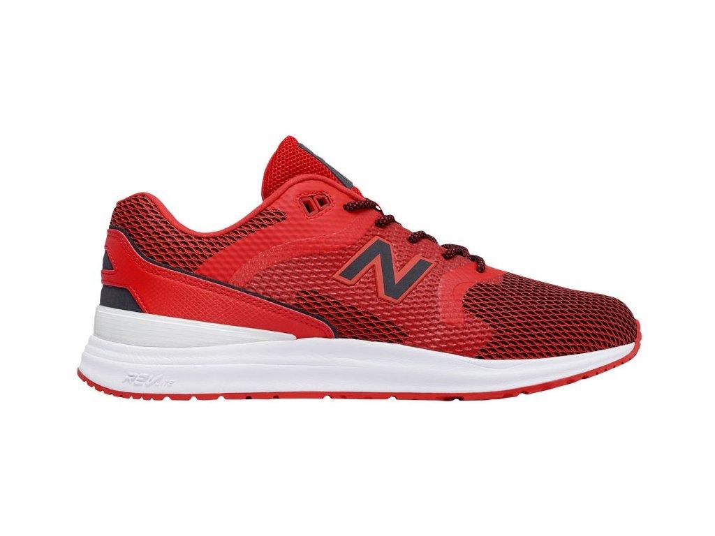 Pánské běžecké boty New Balance ML1550 CA červená