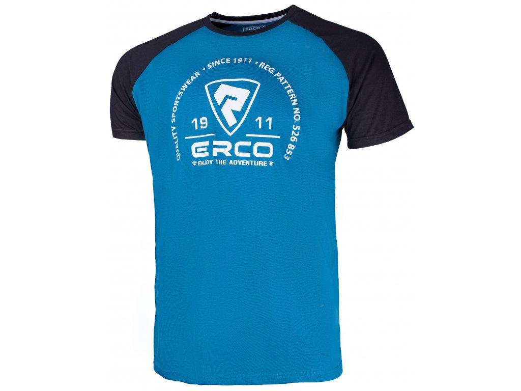 Pánské tričko Erco BARON BU modrá