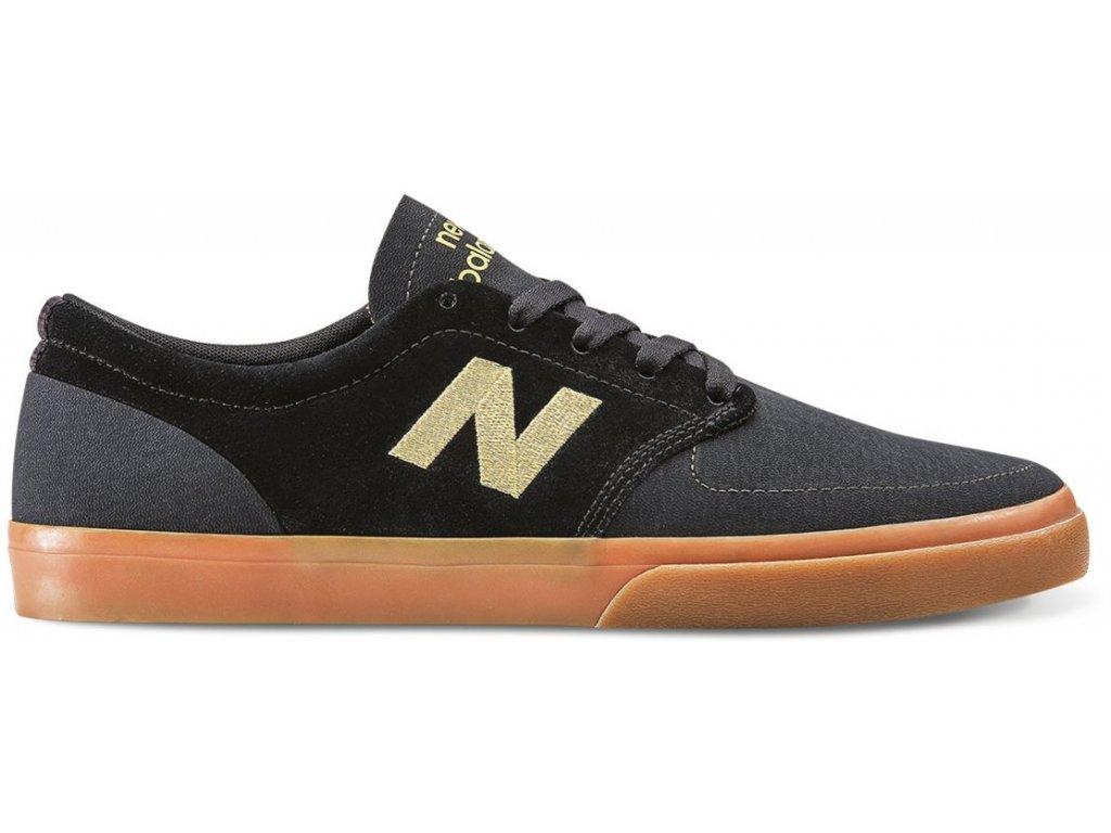 Pánská lifestylová obuv New Balance NM345 BGY šedá