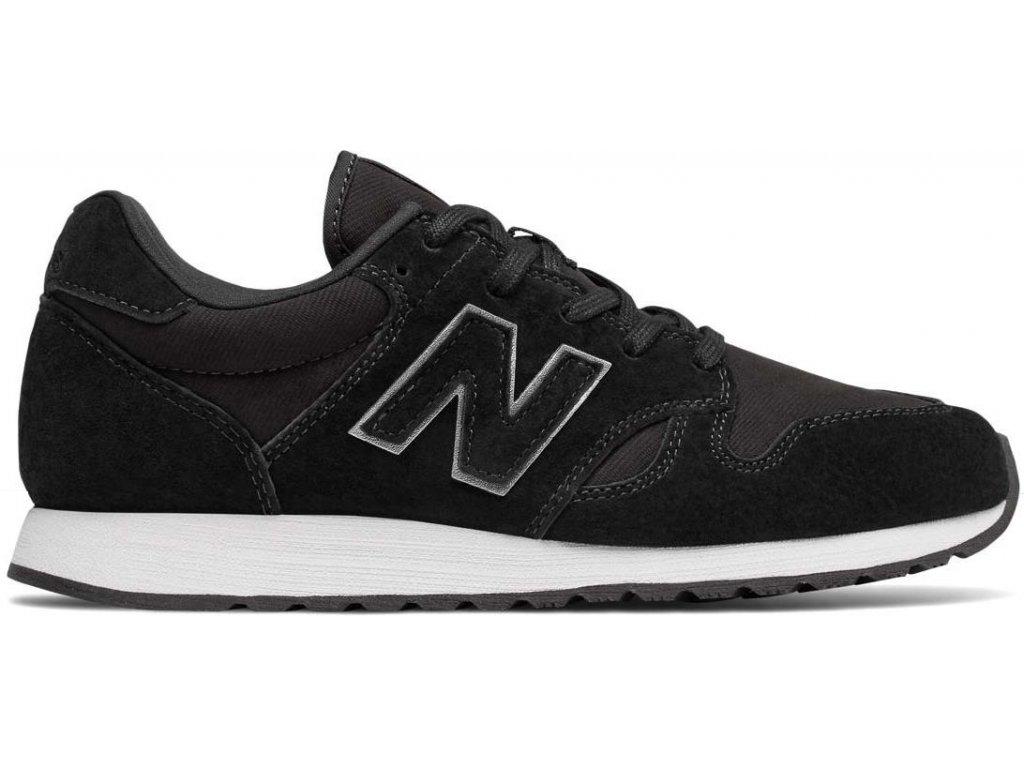 Dámská lifestylová obuv New Balance WL520 RK černá