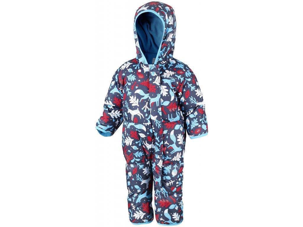 Dětská zimní kombinéza Columbia Snuggly Bunny Bunting 653