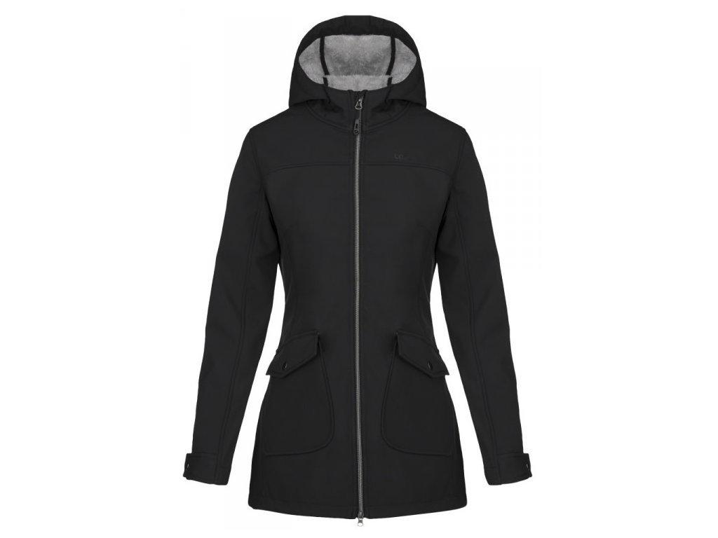 Dámský kabát Loap LATISHA V21V černá