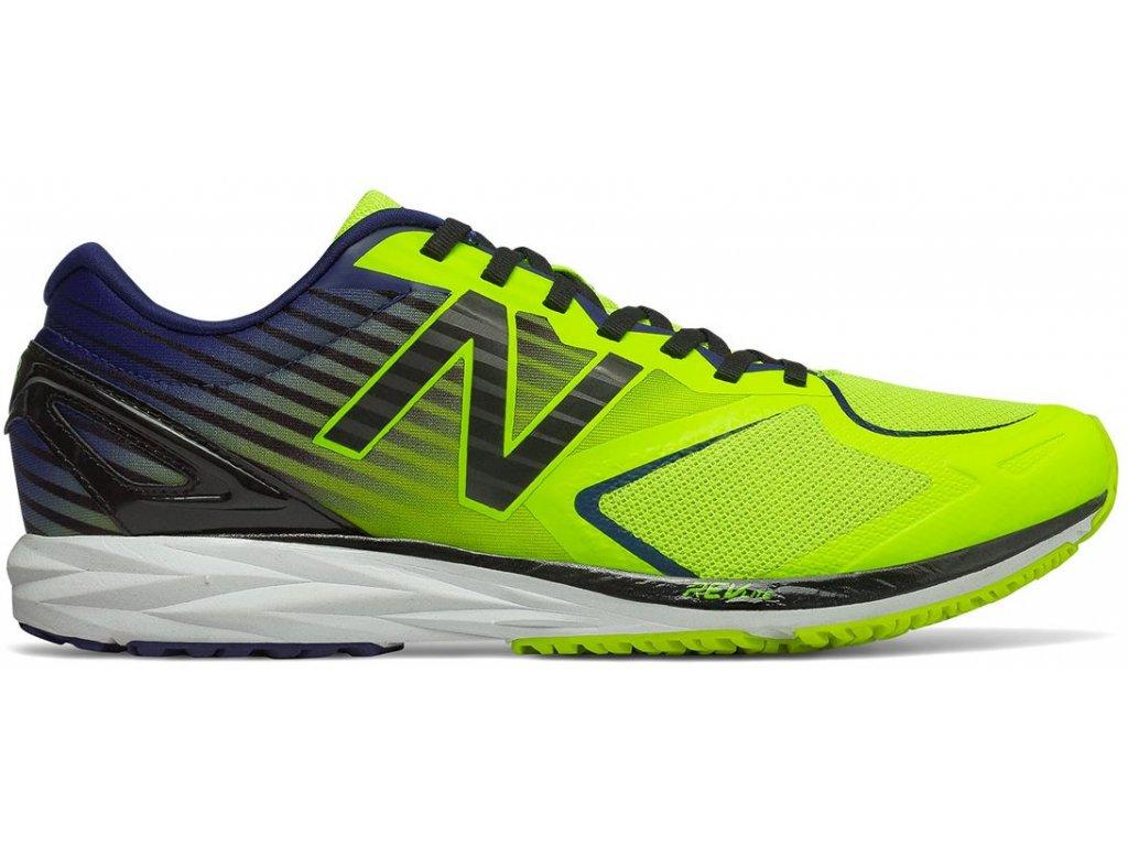 Pánské běžecké boty New Balance MSTRO RH2 zelená