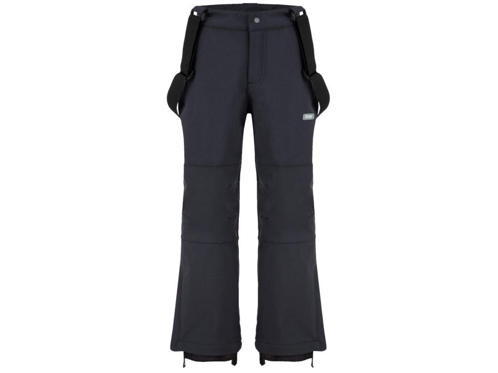 Dětské lyžařské kalhoty Loap LUSER V20V černá