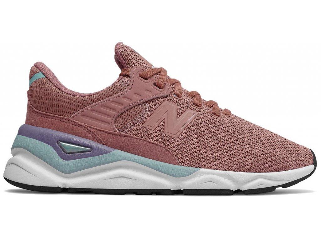 Dámská lifestylová obuv WSX90 CLC růžová