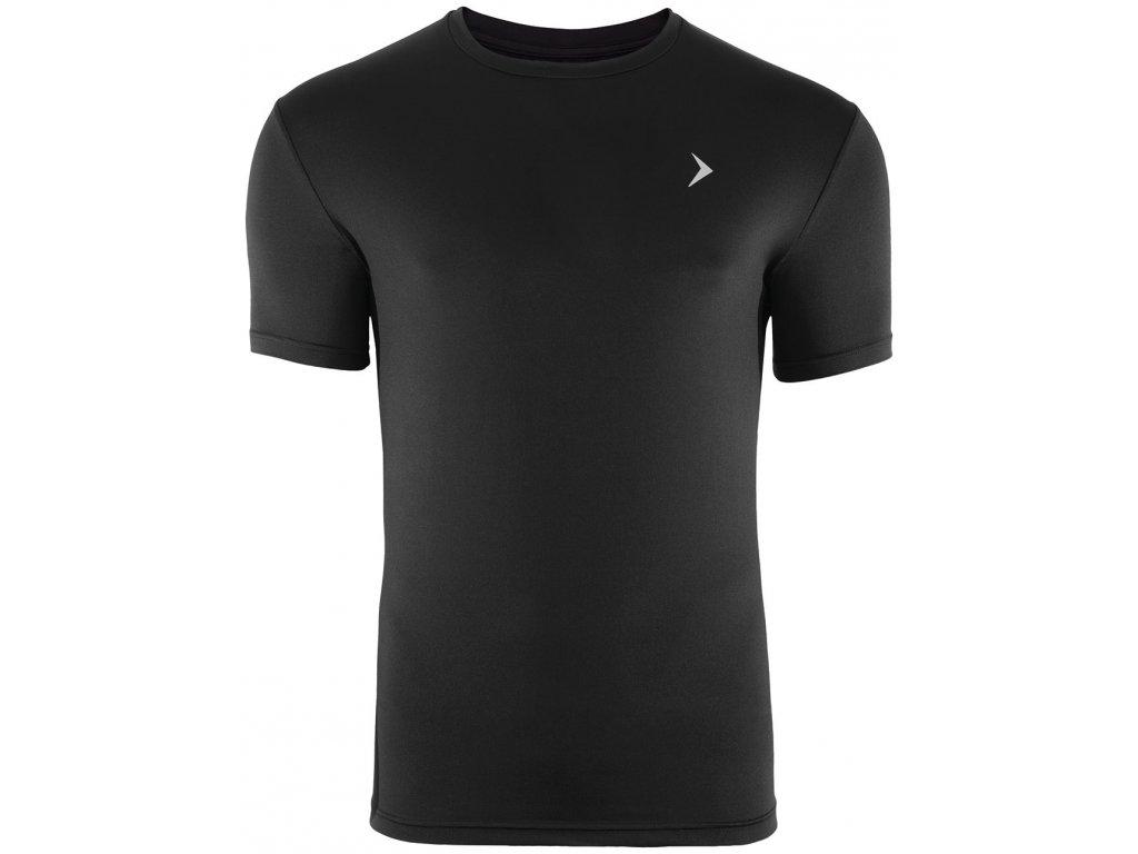 Pánské tričko Outhorn TSF600 Deep black černá