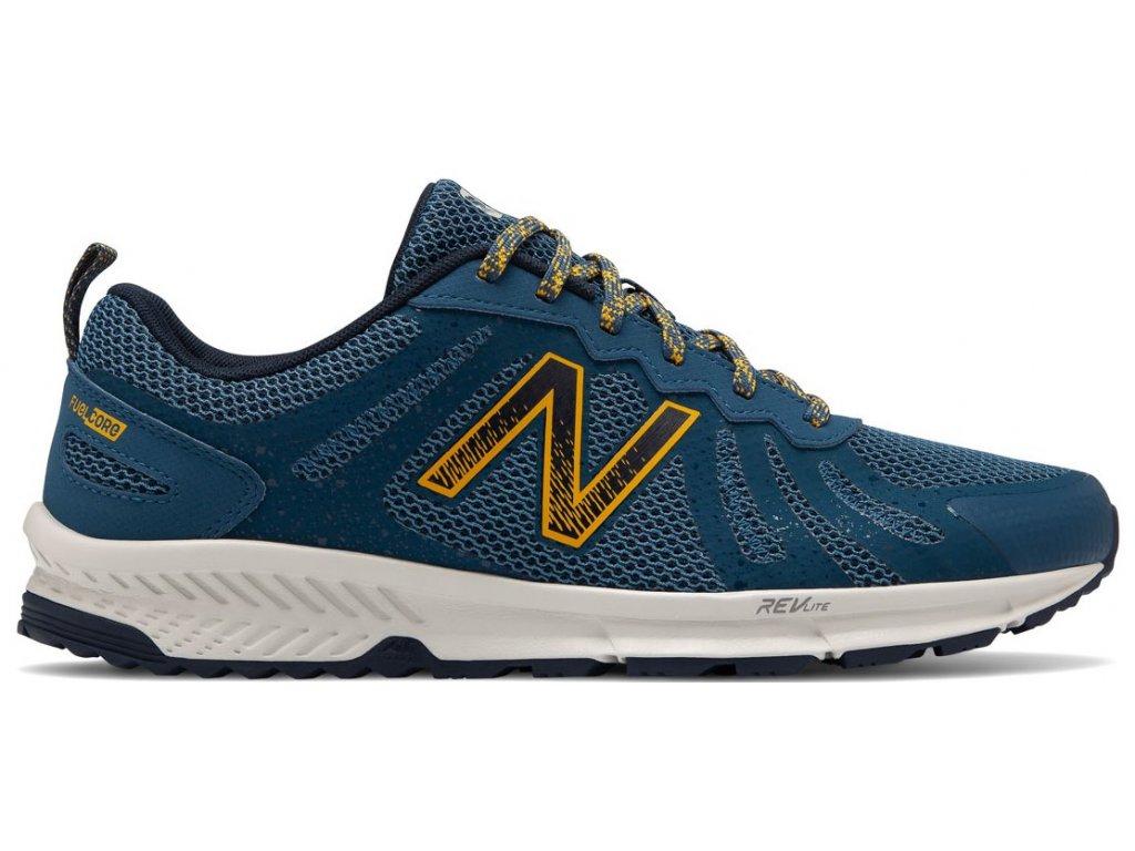 Pánské trailové boty New Balance MT590 RN4 modrá
