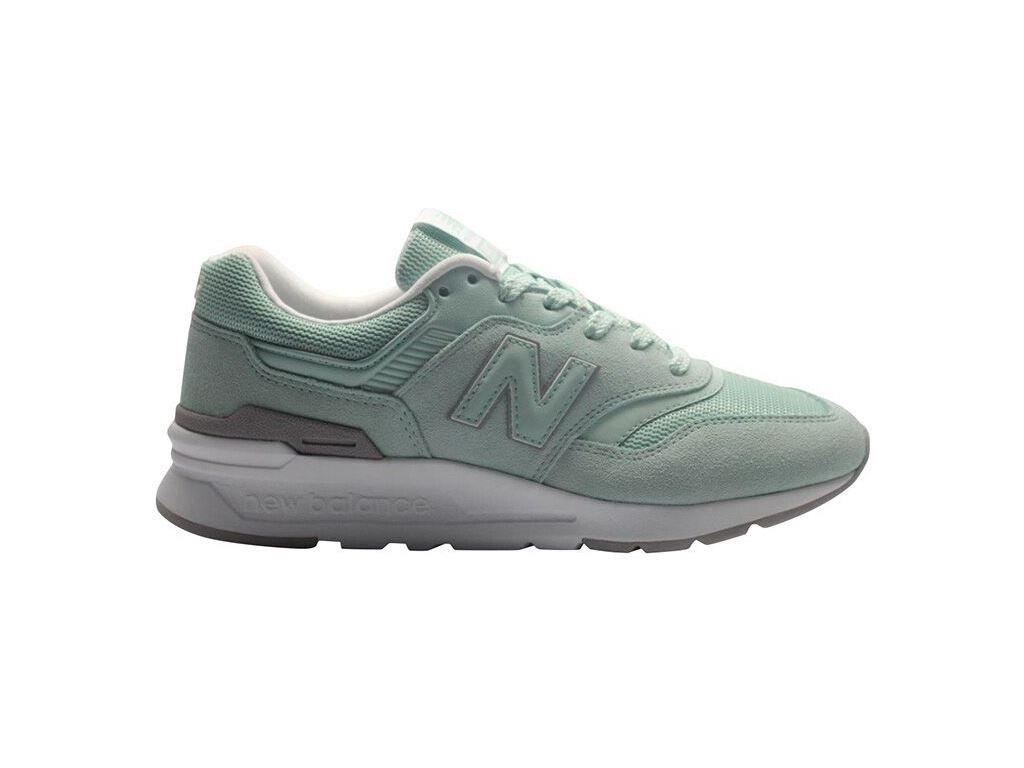 Dámská lifestylová obuv New Balance CW997 HCA zelená