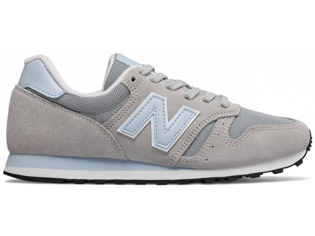 Dámská lifestylová obuv New Balance WL373 LAA šedá