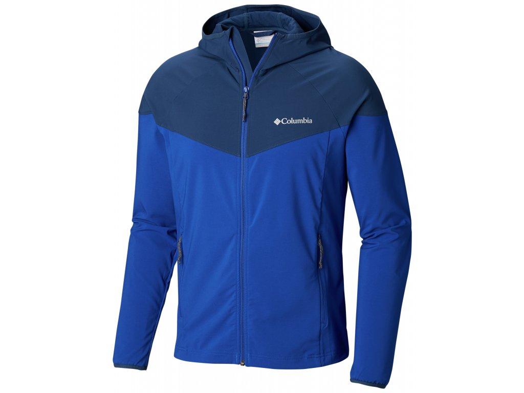 Pánská bunda Columbia Heather Canyon ™ Jacket 437 modrá