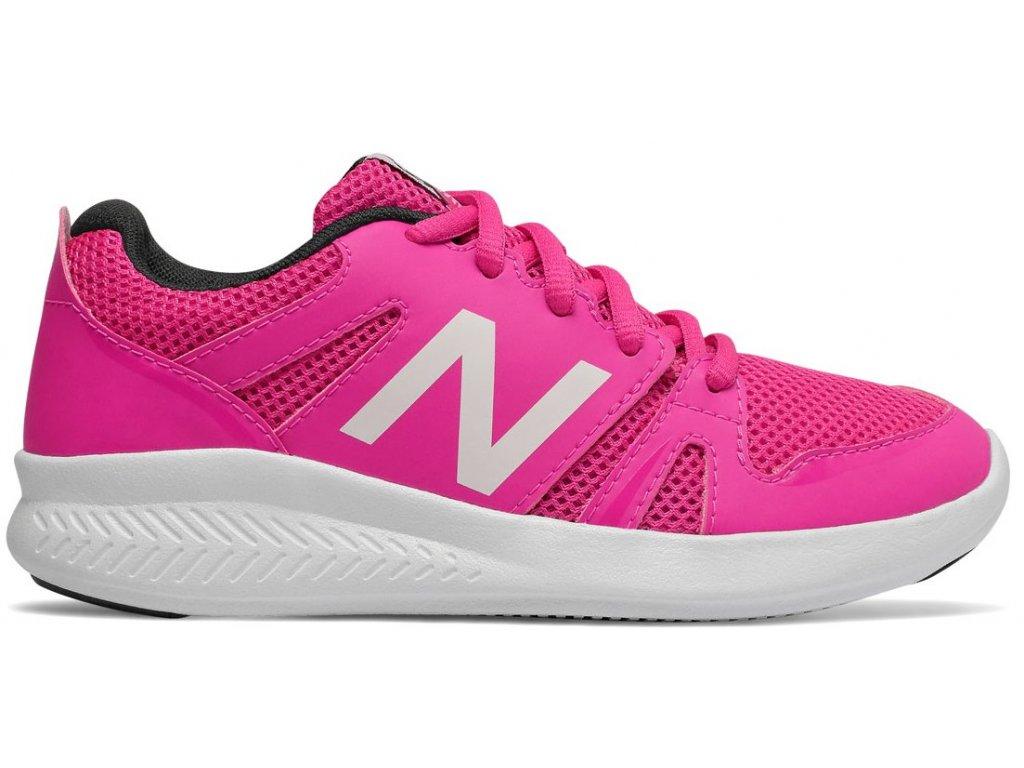Dětská sportovní obuv New Balance YK570 PK růžová