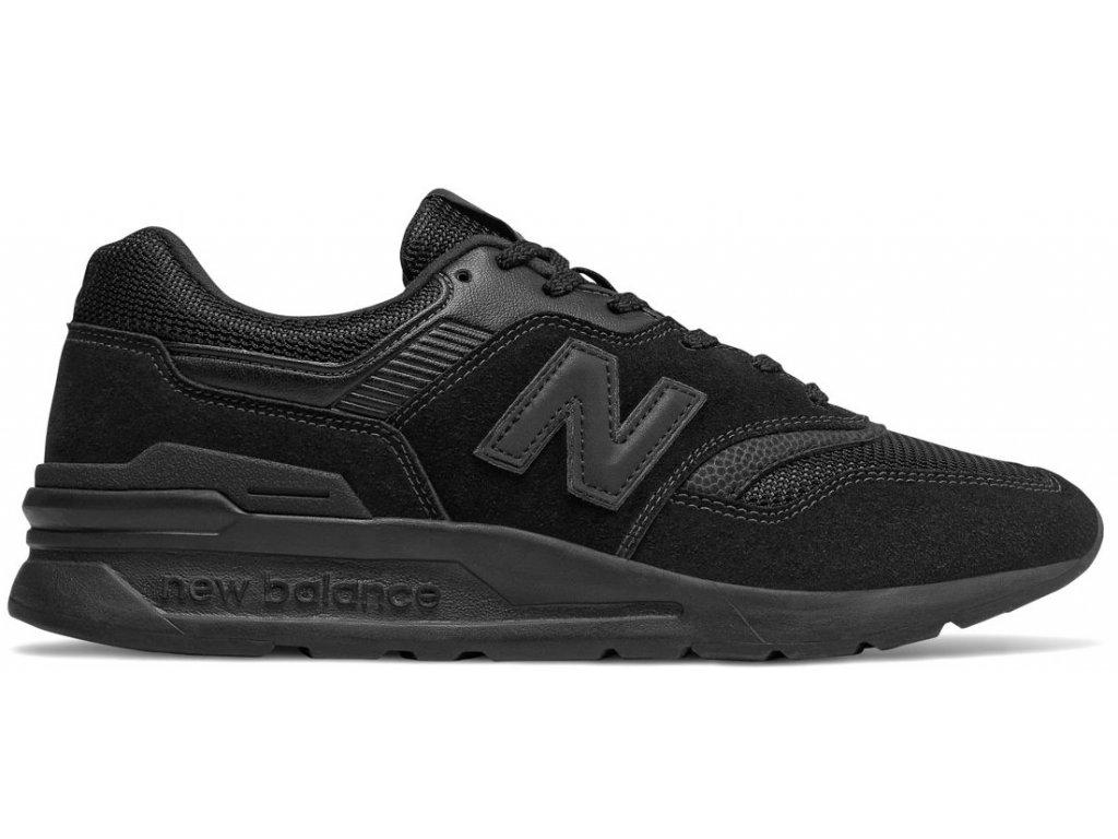 Pánská lifestylová obuv New Balance CM997 HCI černá