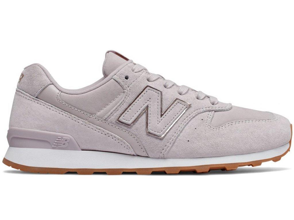 Dámská lifestylová obuv New Balance WR996 NEA šedá